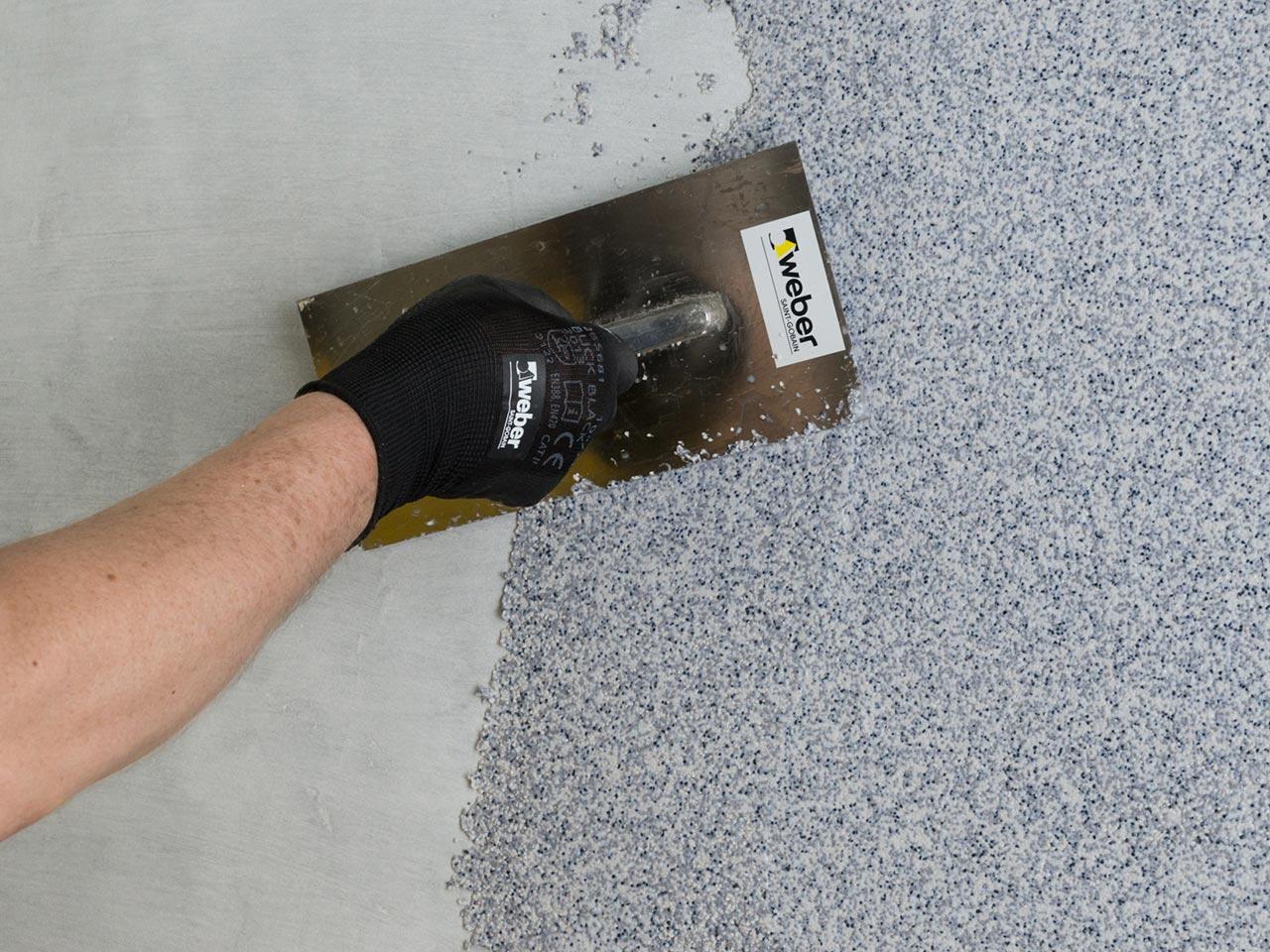 Jak Wykonać Tynk Mozaikowy Krok Po Kroku Weber