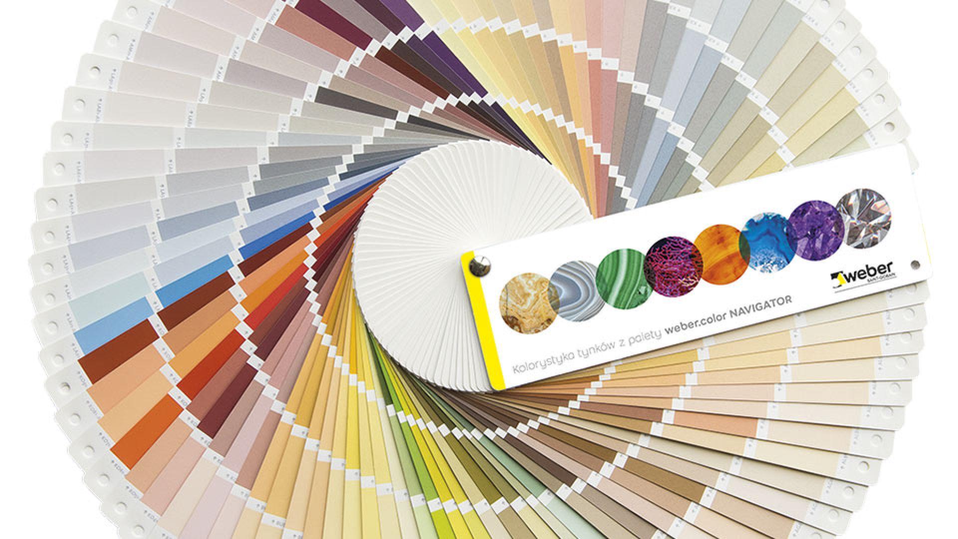 Jak Wybrac Kolor Tynku Weber