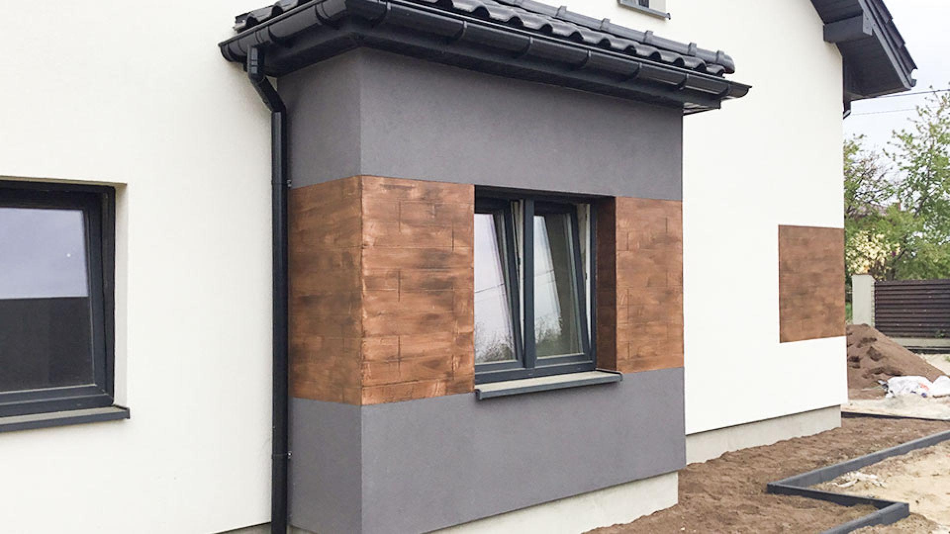Imitacja Drewnianej Deski W Systemie Webertherm Decor