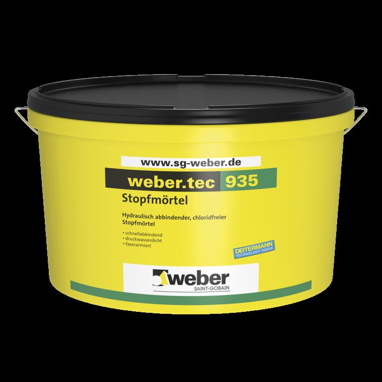 weber.tec 935